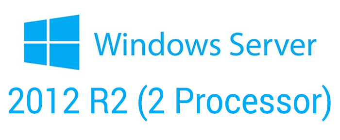 Windows Server 2012 R2 (2 processor)
