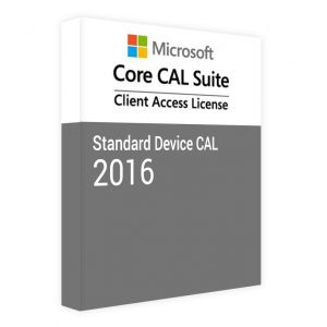 Core CAL Suite 2016 – Device