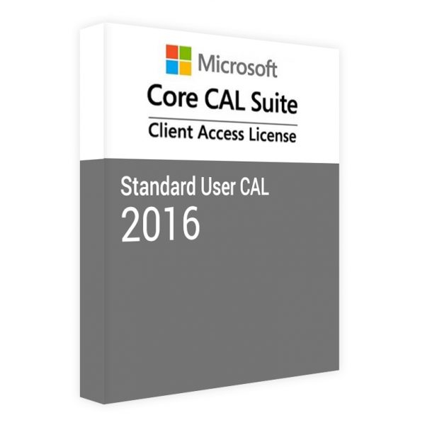 Core CAL Suite 2016 – User