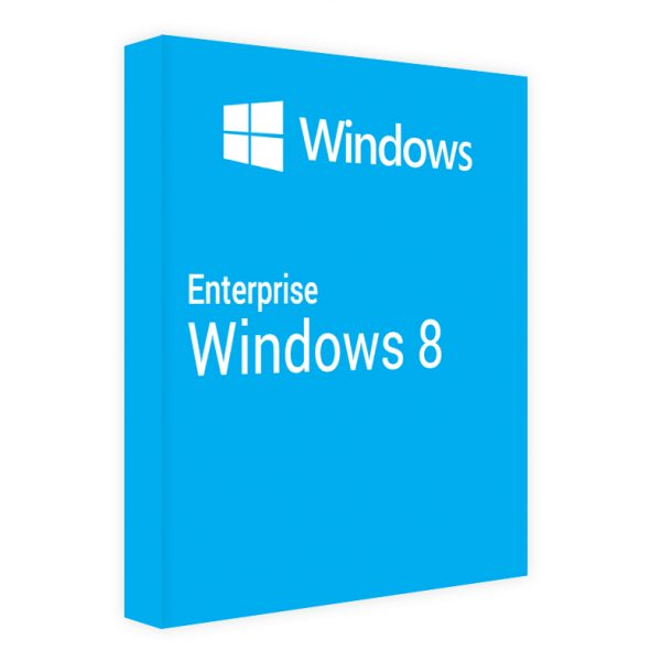 Microsoft Windows 8 Enterprise Volume Upgrade