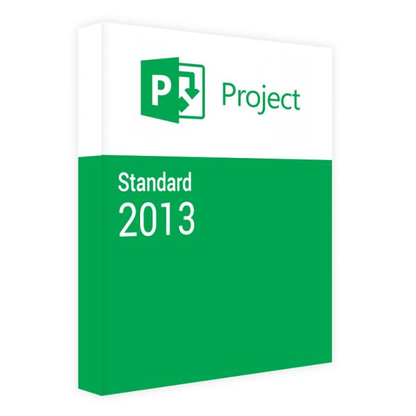 Project 2013 Standard