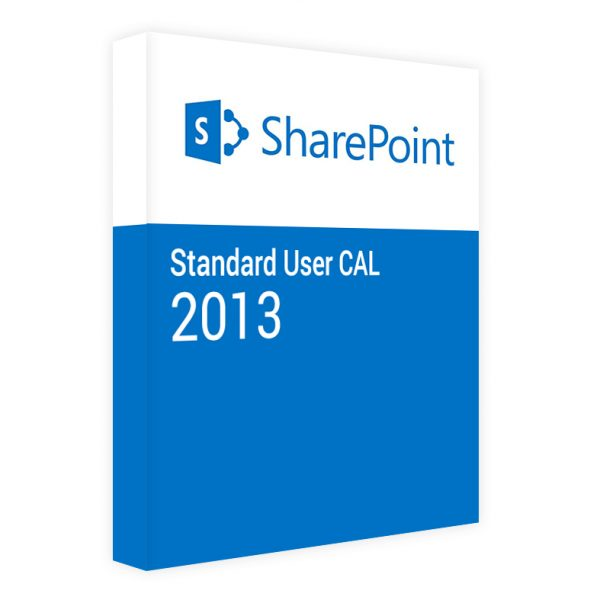 SharePoint Server 2013 Standard CAL – User
