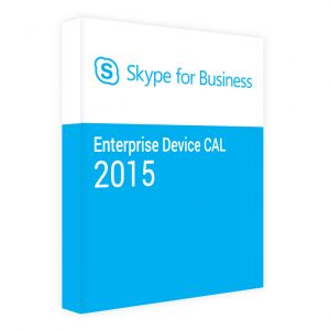 Skype for Business Server 2015 CAL Enterprise Device
