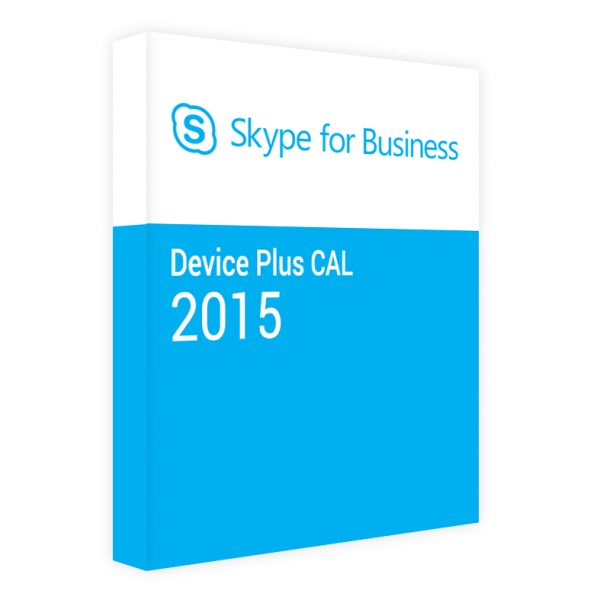 Skype for Business Server 2015 CAL Plus Device