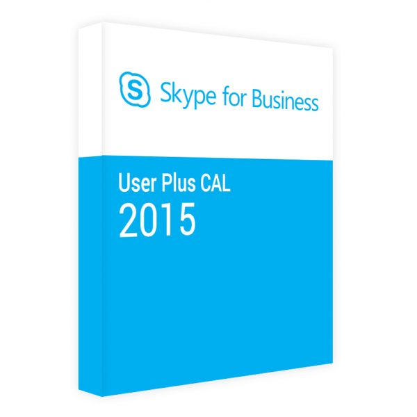 Skype for Business Server 2015 CAL Plus User