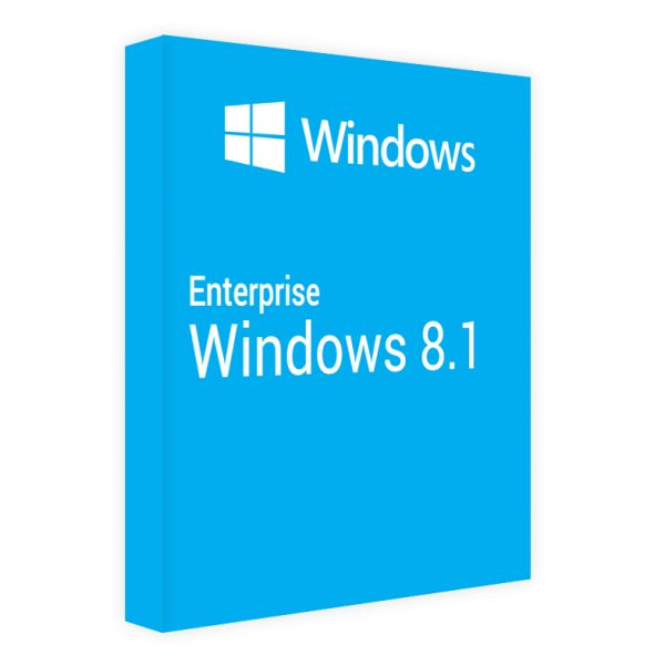 Microsoft Windows 8.1 Enterprise Volume Upgrade
