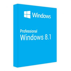 Microsoft Windows 8.1 Professional Volume Upgrade