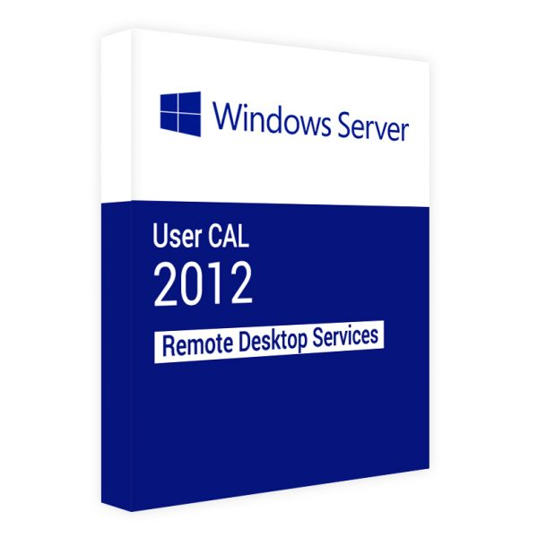 Remote Desktop Services 2012 CAL – User