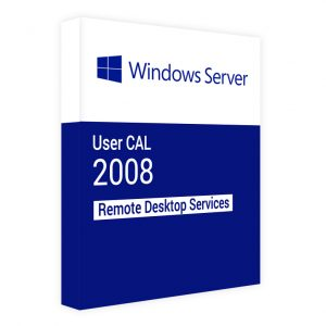 Remote Desktop Terminal Services 2008 CAL User
