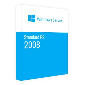Windows Server 2008 Standard R2