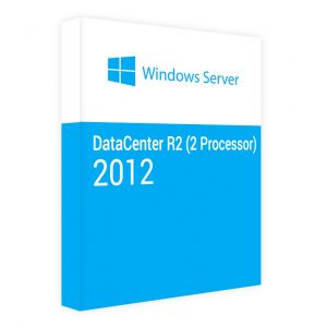 Windows Server 2012 Datacenter R2 (2 Processor)