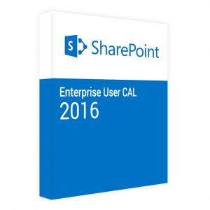 SharePoint Server 2016 Enterprise CAL – User