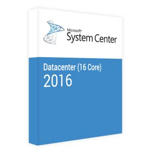 System Center 2016 Datacenter (16 Core)