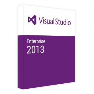 Visual Studio 2013 Enterprise