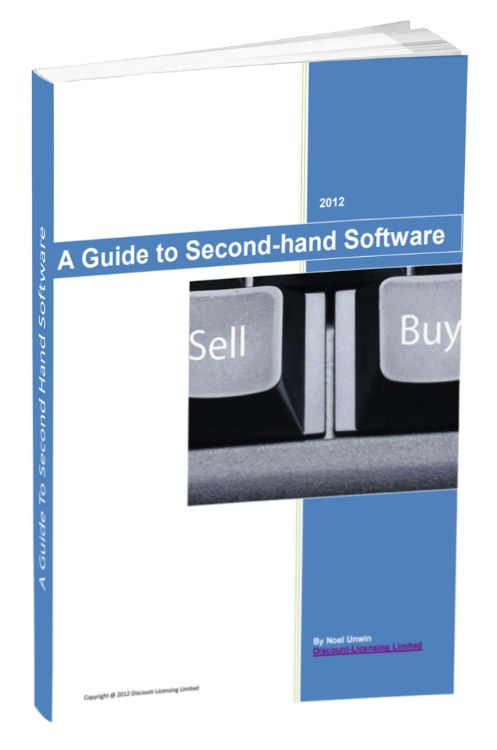 Guide To Second-Hand Software